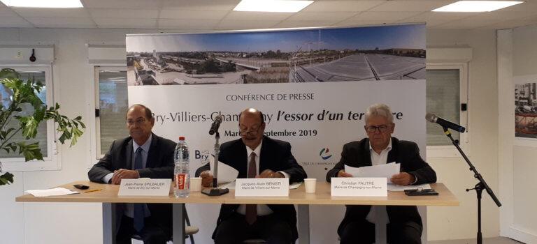 Gare SNCF de Bry-Villiers-Champigny: le coup de pression des maires