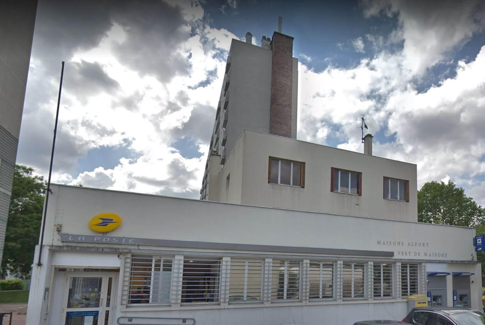 Maisons Alfort Le Bureau De Poste De Vert De Maisons Va Fermer 94 Citoyens