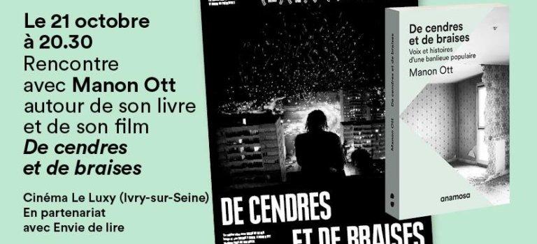 Ciné-débat : De cendres et de braises à Ivry-sur-Seine