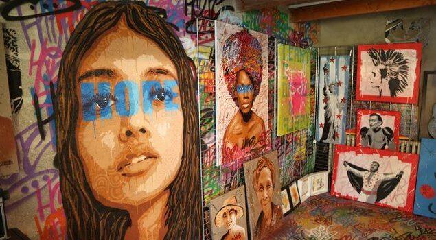 Portes ouvertes des ateliers d'artistes à Saint-Maur-des-Fossés