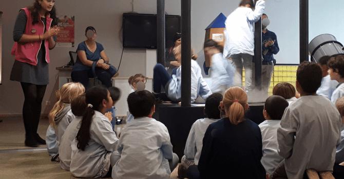 Vitry-sur-Seine: depuis 20 ans, l'Exploradôme met les sciences à portée de main