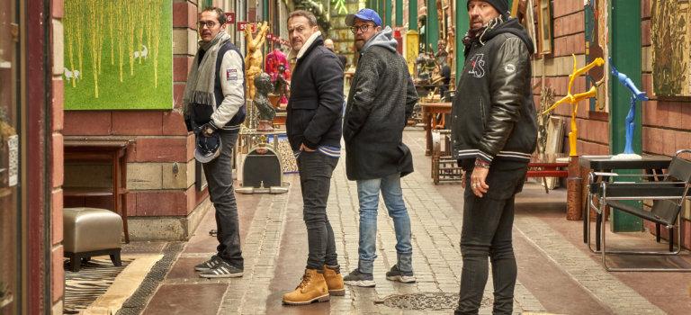 Fatals Picards en concert à Bonneuil-sur-Marne