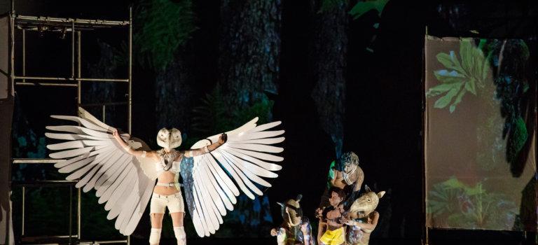 Macunaïma Gourmet – Brésil : spectacle à Fontenay-sous-Bois