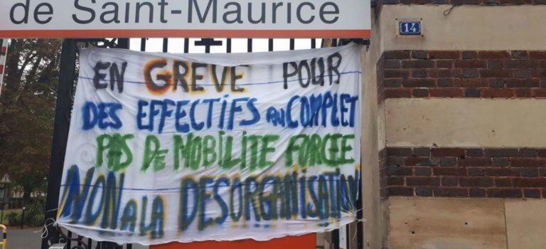 Hôpitaux de Saint-Maurice: le pôle 12 en crise