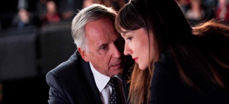 Avant-première du film «Alice et le maire» à Arcueil