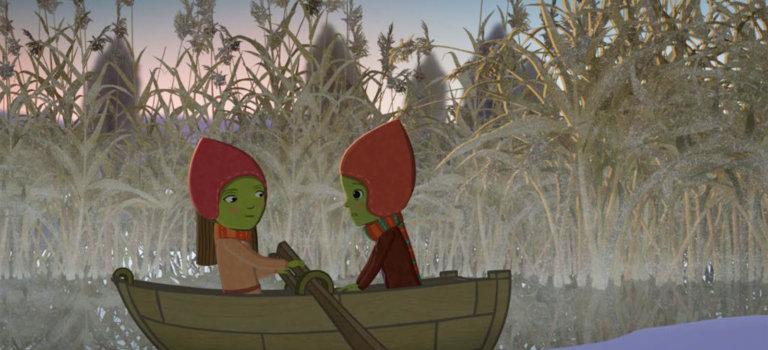 Ciné-goûter autour du film Willy et le lac gelé à Arcueil