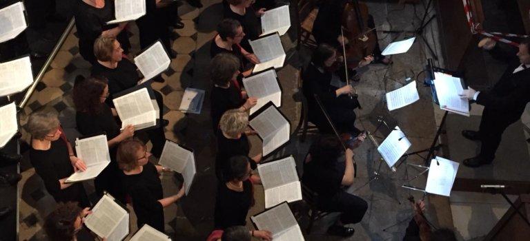 L'ensemble choral de Vincennes recrute des choristes