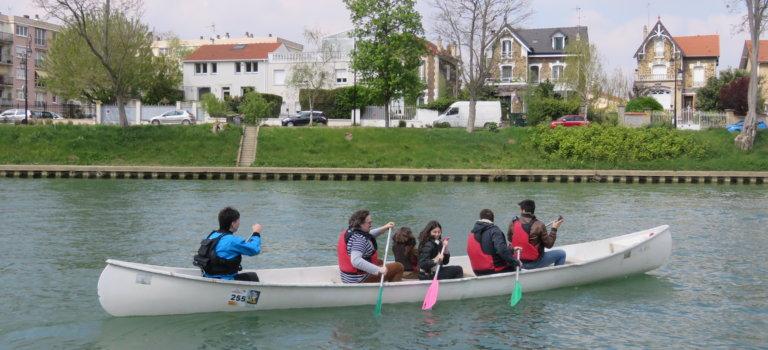 Journée découverte au canoë-kayak club de Bry-sur-Marne