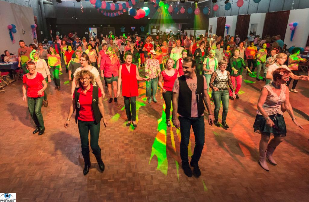 Bal Line Dance Country à Villiers-sur-Marne - 94 Citoyens