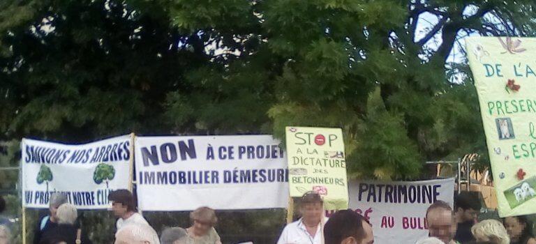 Le Conseil départemental attaque le projet coeur de ville à L'Haÿ-les-Roses