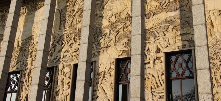 La cour des comptes enjoint des travaux d'urgence au Palais de la Porte dorée