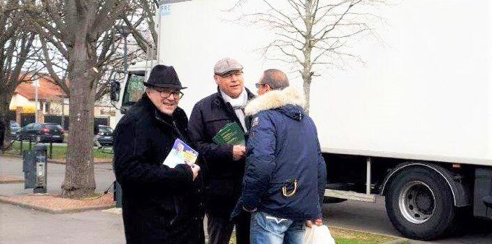 Municipales 2020 à Bonneuil-sur-Marne: accord PCF-EELV