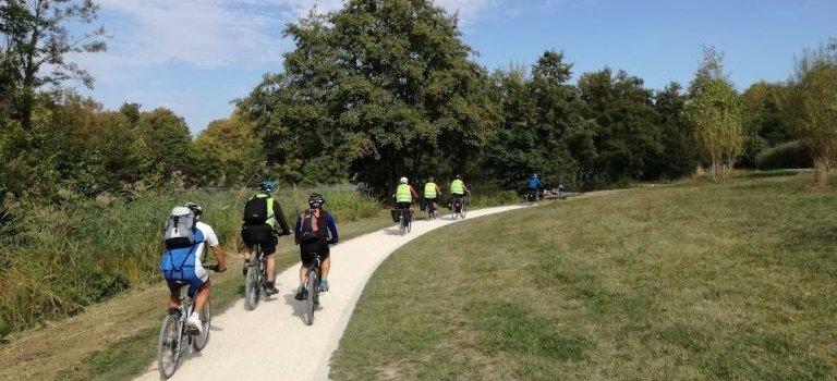 Balade à vélo : rencontre des producteurs bio du Plateau Briard le long de la TégéVal