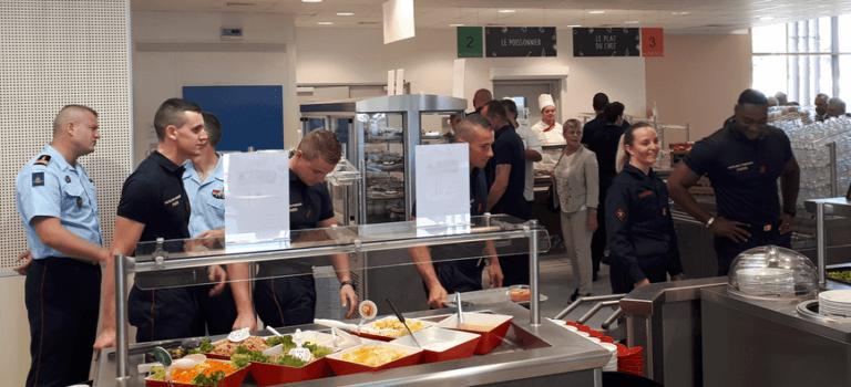 Limeil-Brévannes : le centre logistique et formation des pompiers prend forme