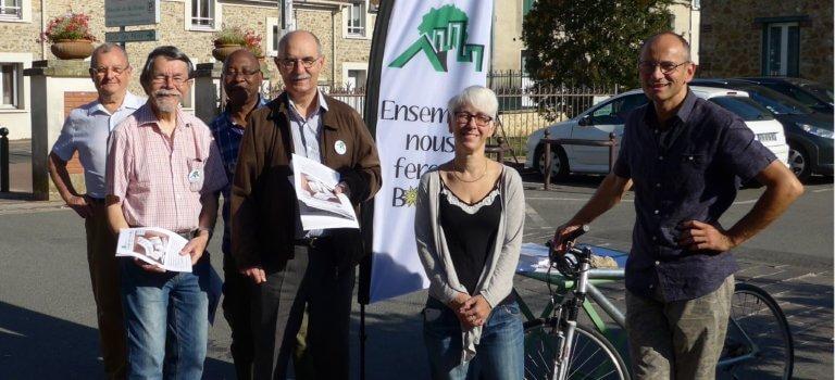 Municipales 2020 à Boissy-Saint-Léger: l'écologiste Christian Larger se lance
