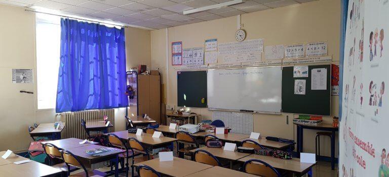 Carte scolaire 2020: les projets d'ouverture et fermeture de classes en Val-de-Marne