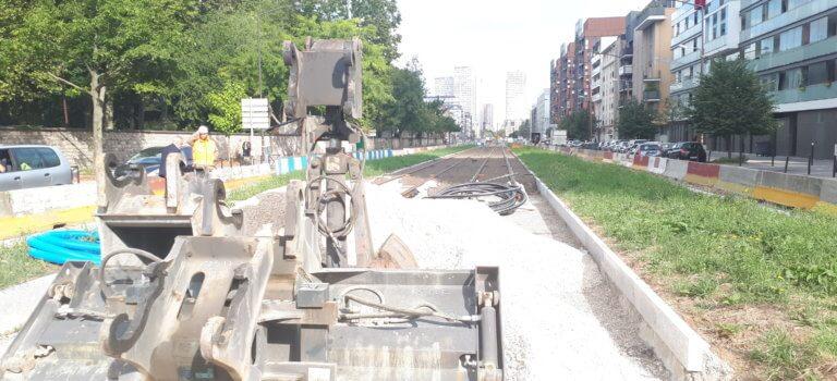 Ivry-Orly : la RD5 se prépare au tramway T9 et à moins d'automobiles