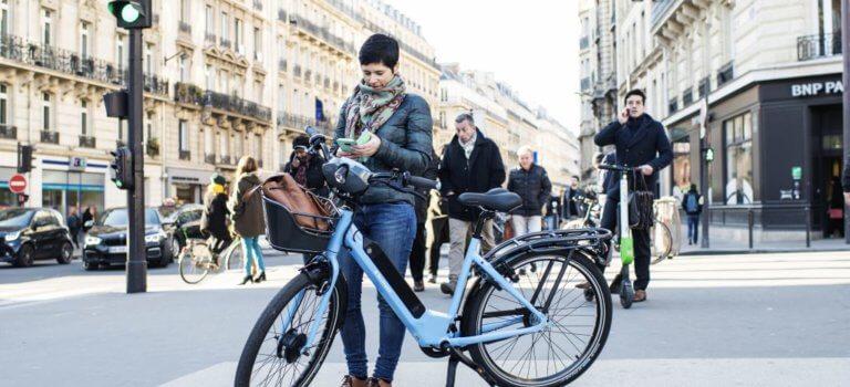 Grand Paris: coup de pouce sur le vélo en prévision des grèves de décembre