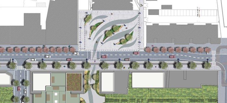 Bientôt un parc Jacques Chirac à Joinville-le-Pont