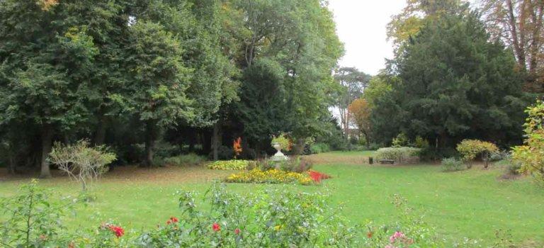 Découverte du Parc Beauséjour à Mandres-les-Roses