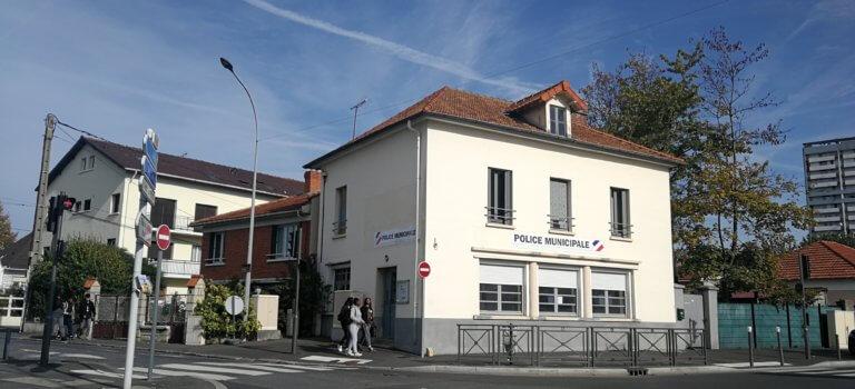 Chevilly-Larue ouvre son poste de police municipale