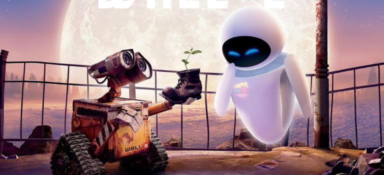 Ciné-sirop et bavardages autour du film Wall-E à Arcueil