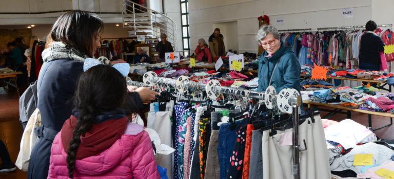 Bourse aux vêtements automne/hiver à Cachan