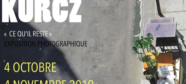 Exposition de photos d'Orlivier Kurcz à Maison-Alfort