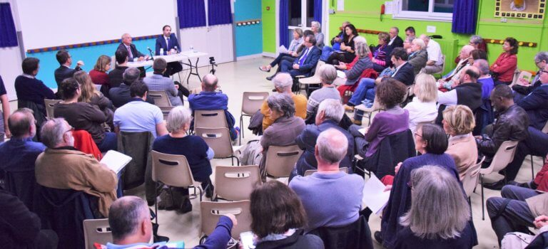 La vidéo du débat pour ou contre la privatisation d'Aéroports de Paris