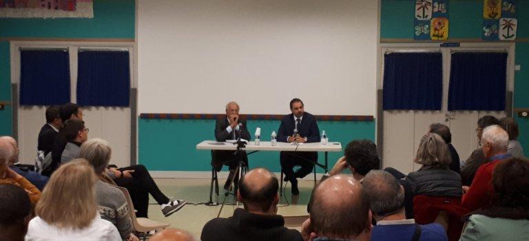 Privatisation d'Aéroports de Paris : Laurent Saint-Martin promet de la régulation, Gilles Carrez n'y croit pas