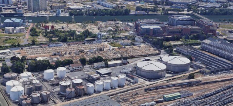 Vitry-sur-Seine: le dépôt pétrolier empoisonne le devenir des Ardoines