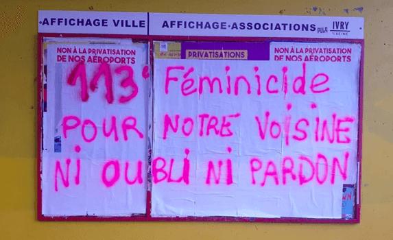A Ivry-sur-Seine, la chute fatale de Fadela laisse présager un nouveau féminicide