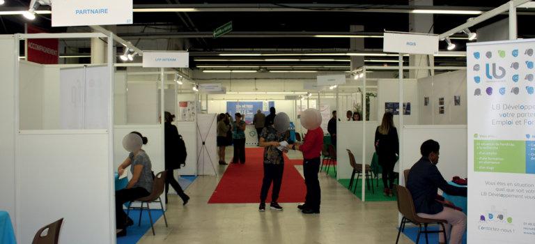 Forum de l'emploi de Boissy-Saint-Léger