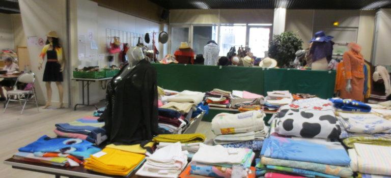 Bourse aux vêtements d'hiver de l'association des familles de Charenton-le-Pont