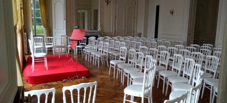 Soirées musicales du Château de Santeny