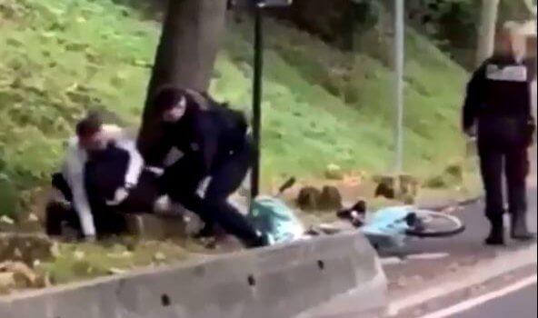 A Ivry-sur-Seine, blocage du lycée après l'interpellation d'un élève à vélo