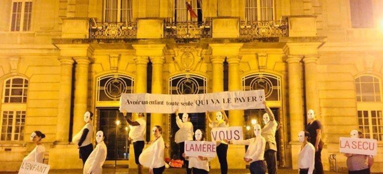 Saint-Maur-des-Fossés : manifs contre la PMA pour toutes