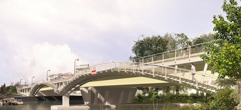 Passerelle de Thiais, Pont de Nogent, gare BVC… la métropole ouvre sa bourse au Val-de-Marne