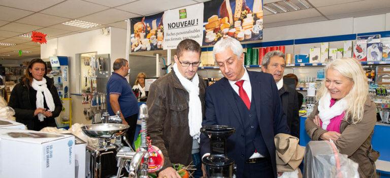 Marché international de Rungis : pavillon neuf pour les accessoiristes