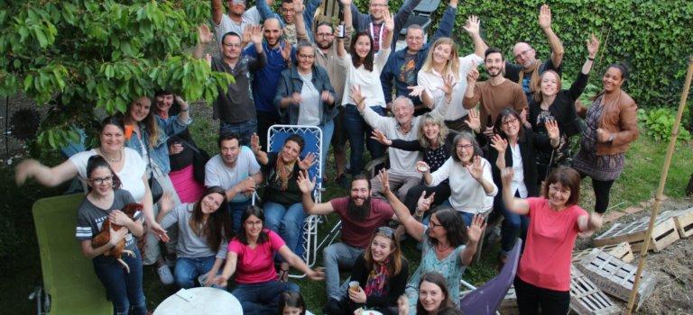 Réunion sur le projet de supermarché coopératif Coop'Cot à Créteil