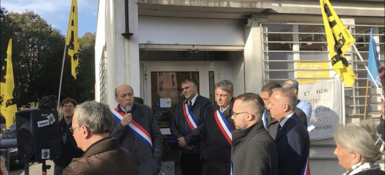 Maisons-Alfort : annulation de fermeture du bureau de Poste