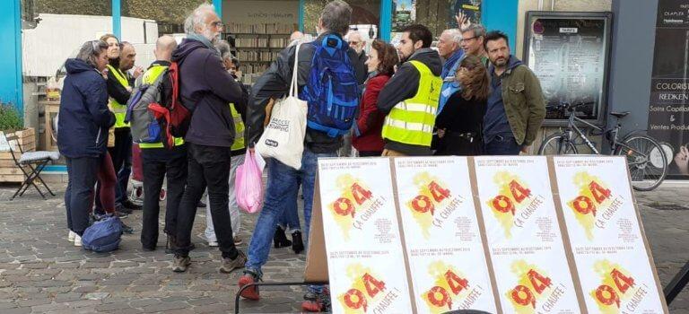 Val-de-Marne: premier festival du collectif 94 ça chauffe!