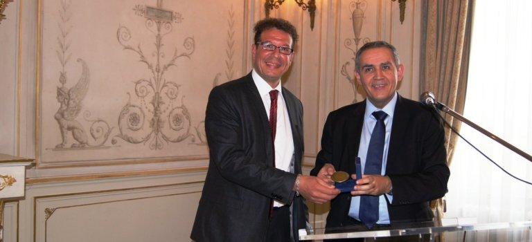 Bachir Bakhti nommé sous-préfet de Nogent-sur-Marne