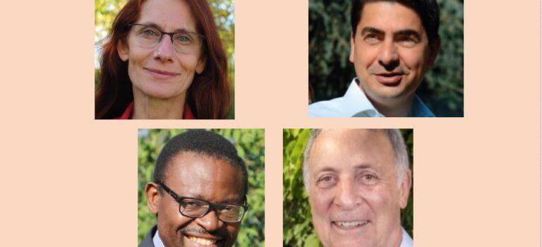 Municipales à Fresnes : les colistiers de Bridey en campagne façon puzzle