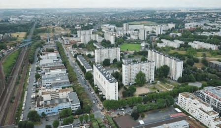 Choisy-le-Roi: coup d'envoi du renouvellement urbain des quartiers sud