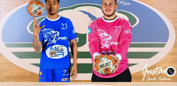 Championnat de France de handball : Le Plessis-Trévise contre Wahagnies
