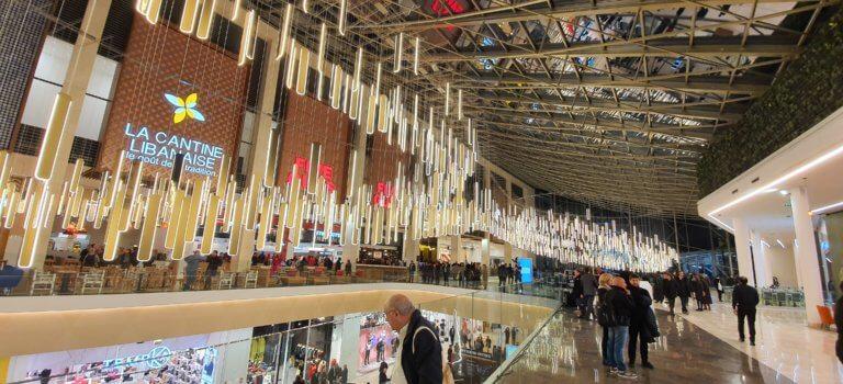 Inauguration: le nouveau Créteil Soleil en 50 photos