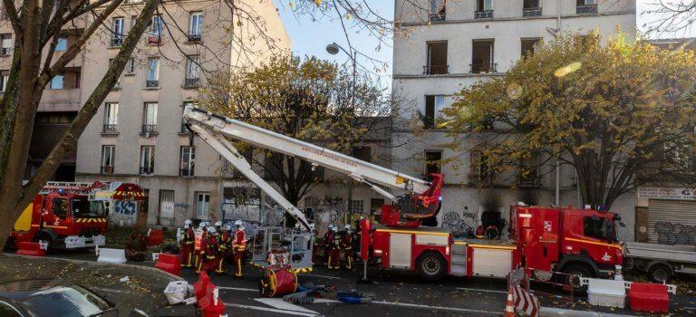 Deux morts dans un incendie à Ivry-sur-Seine