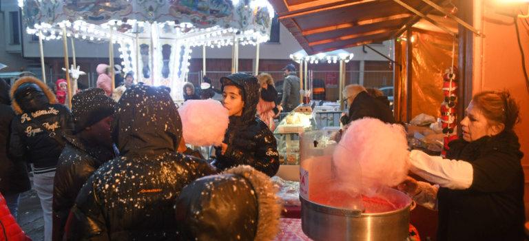 Marché de Noël à Orly