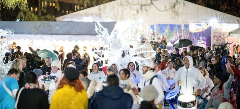 Marché de Noël de L'Haÿ-les-Roses